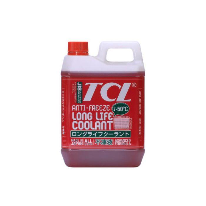 Антифриз TCL LLC -50C красный, 4 л