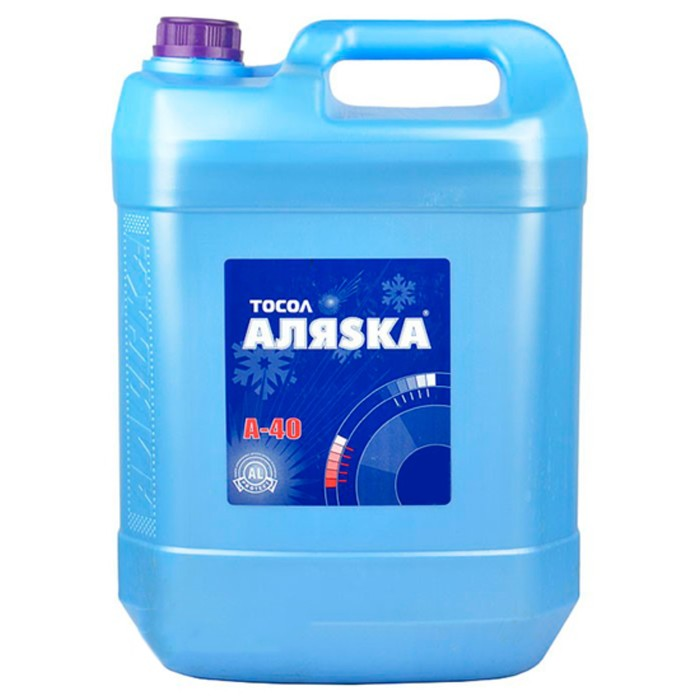 Тосол Аляска А-40  30 л