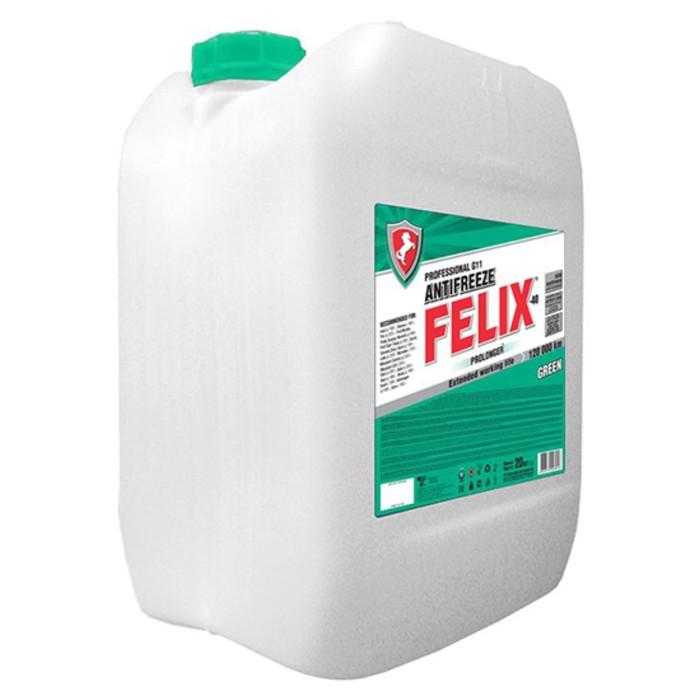 Антифриз FELIX Prolonger, 20 кг
