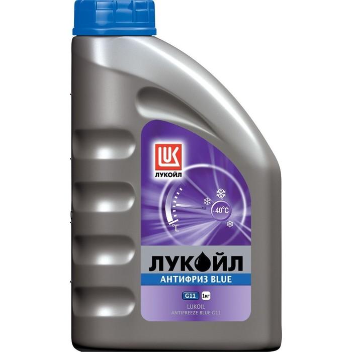 Антифриз Лукойл G11 Blue, 1 кг