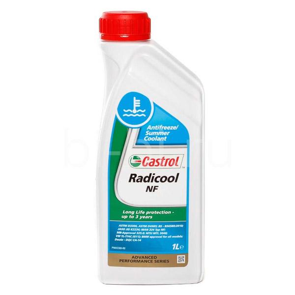 Антифриз Концентрат Castrol Radicool NF 1 кг темно-зеленый