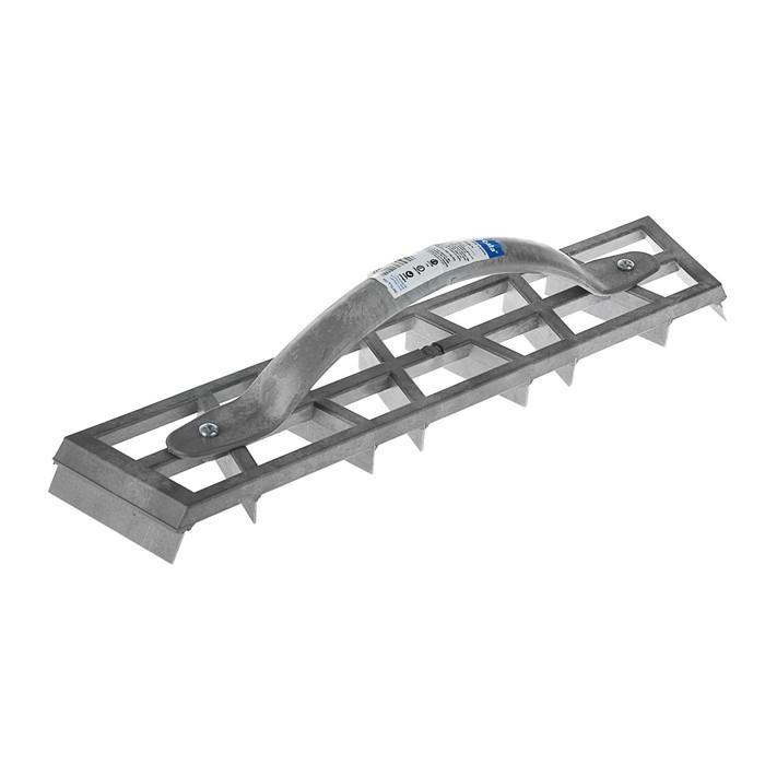 Тёрка для снятия штукатурки Kubala,  465х90мм  мм, сталь, ручка пластик