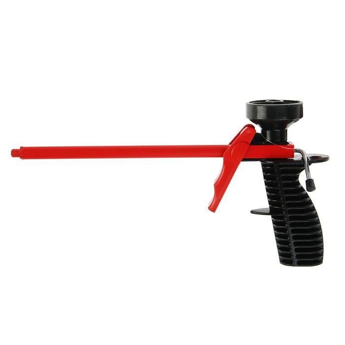 Пистолет для монтажной пены LOM, пластиковый корпус