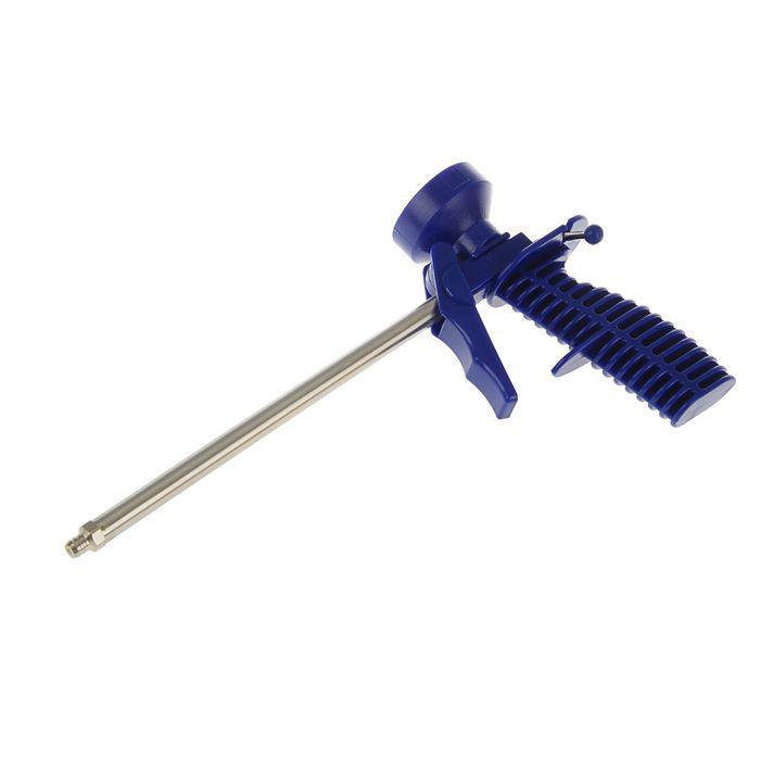 Пистолет для монтажной пены, пластмассовый корпус