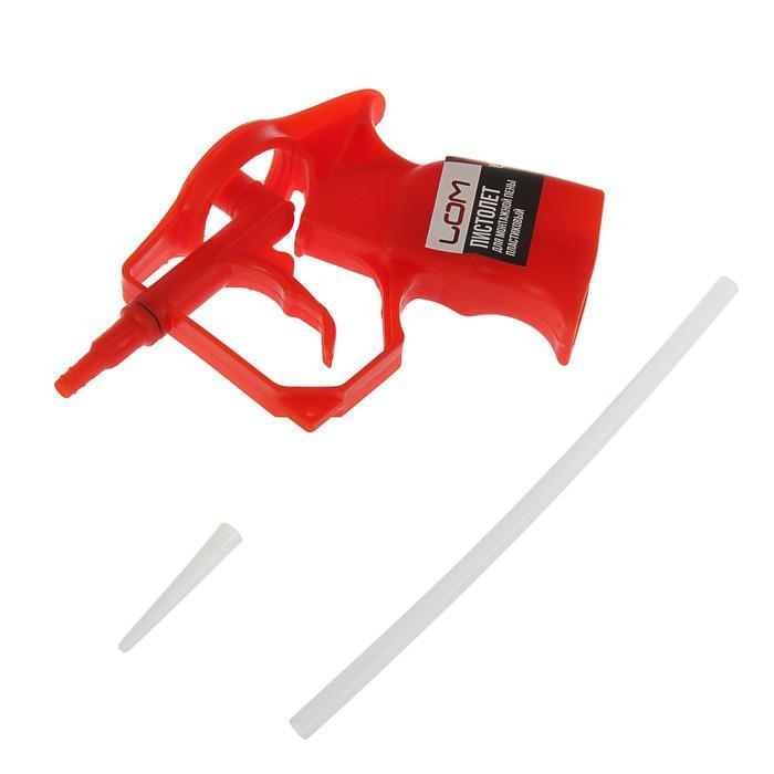 Пистолет для монтажной пены, LOM, пластиковый