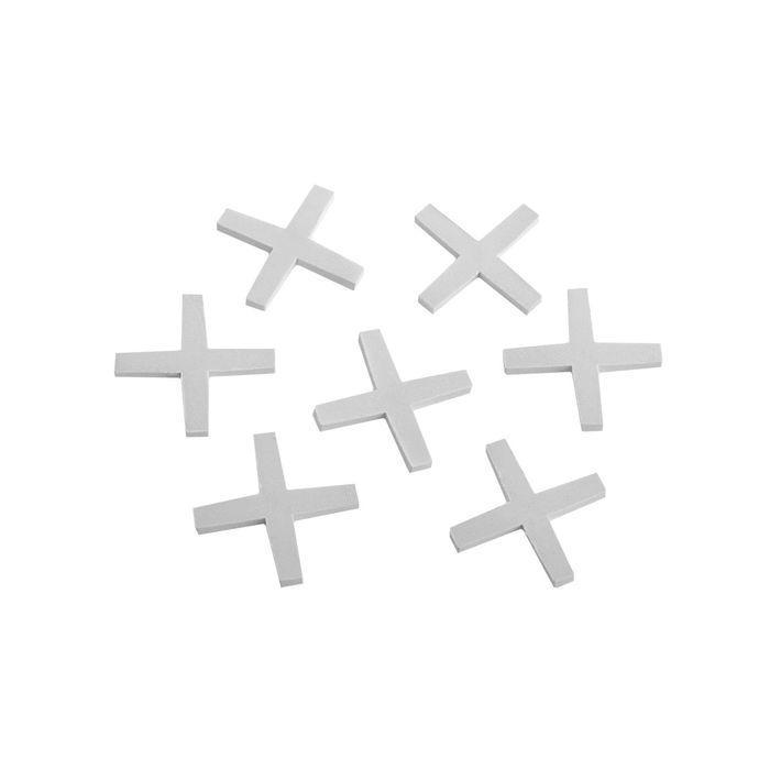 Крестики для кладки плитки LOM, 4.0 мм, в упаковке 100 шт