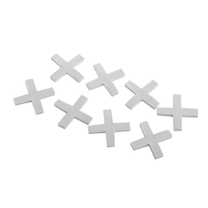 Крестики для кладки плитки Spartа, 5.0 мм, в упаковке 250 шт