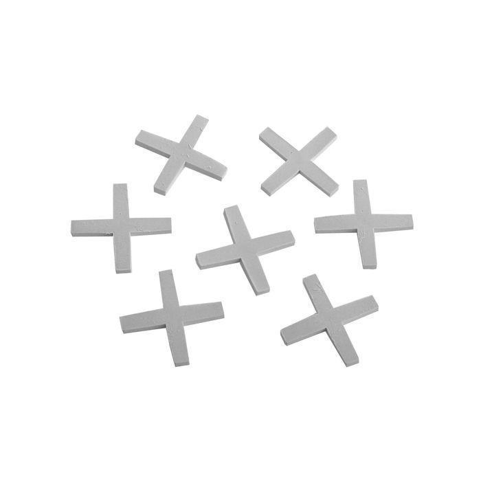 Крестики для кладки плитки Sparta, 4.0 мм, в упаковке 250 шт