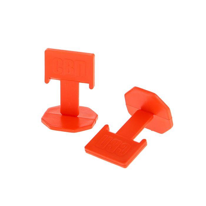 Зажим для выравнивания плитки LOM, в упаковке 100 шт