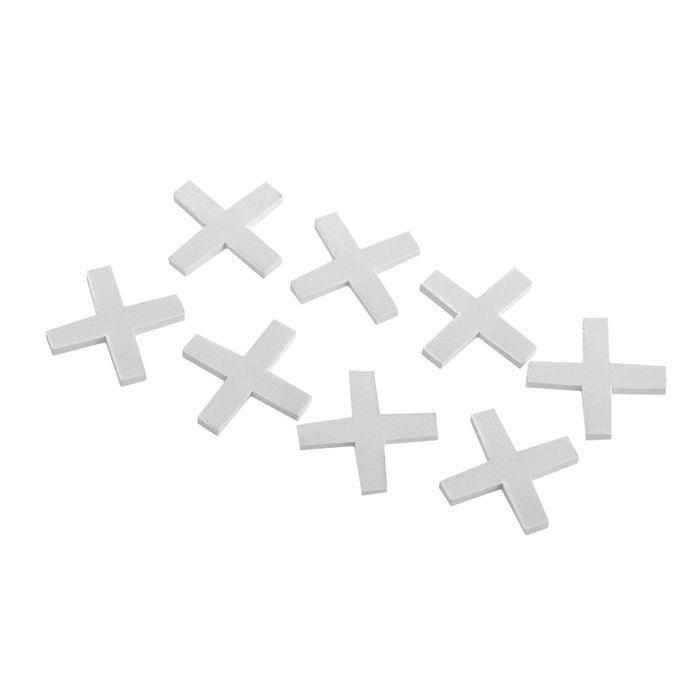 Крестики для кладки плитки LOM, 5.0 мм, в упаковке 100 шт