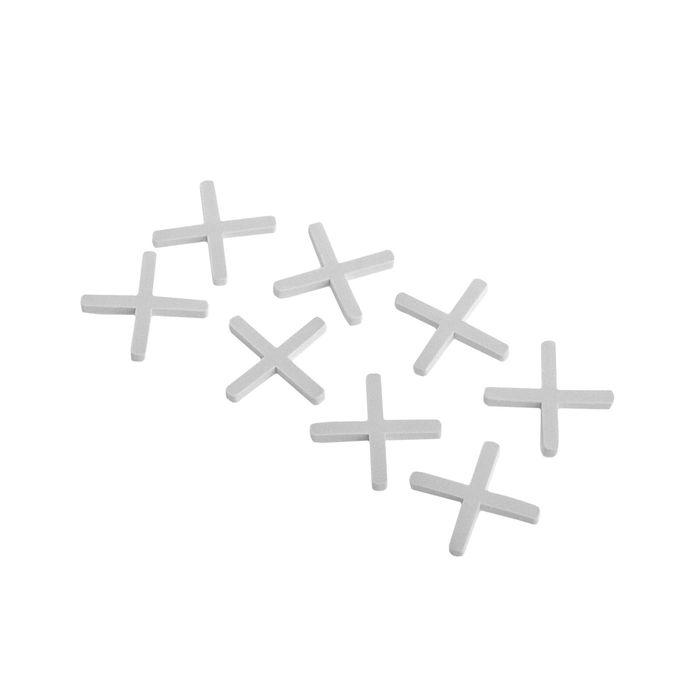 Крестики для кладки плитки LOM, 2.5 мм, в упаковке 200 шт