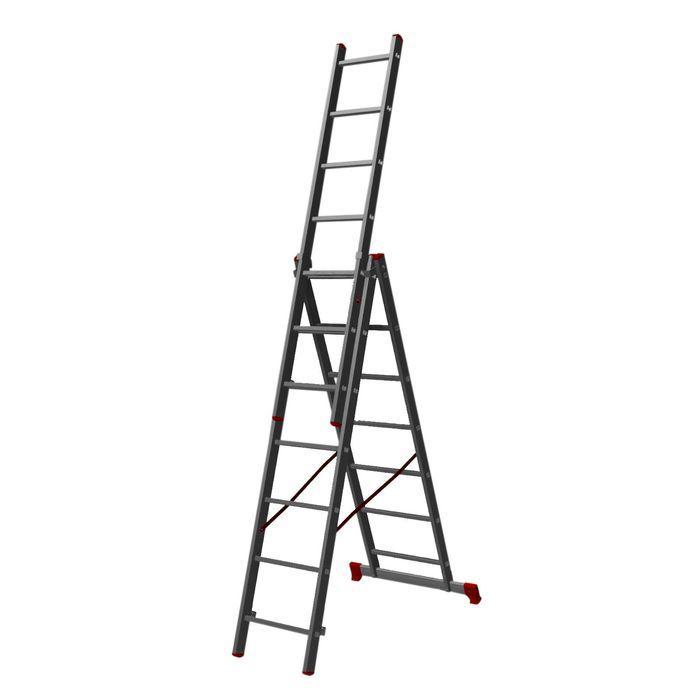 Лестница трехсекционная Halta 3х7