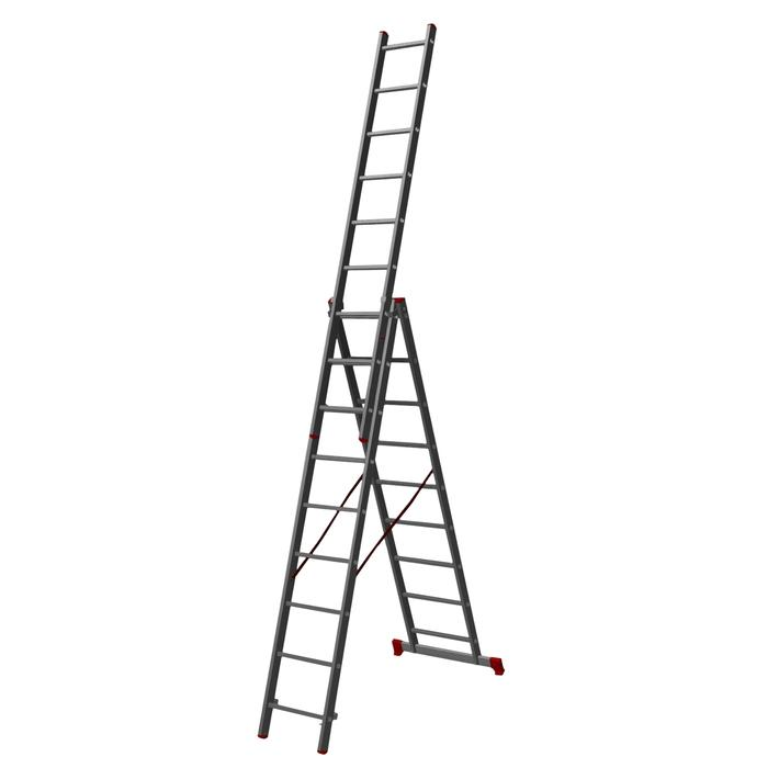 Лестница трехсекционная Halta 3х9