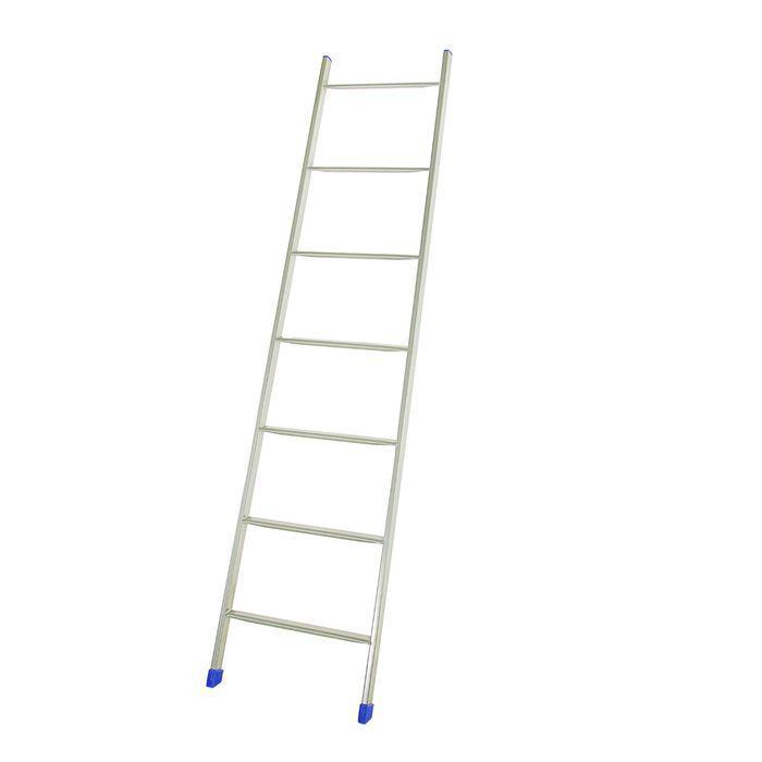 Лестница приставная Nika Л7, 7 ступеней, 1.7 м