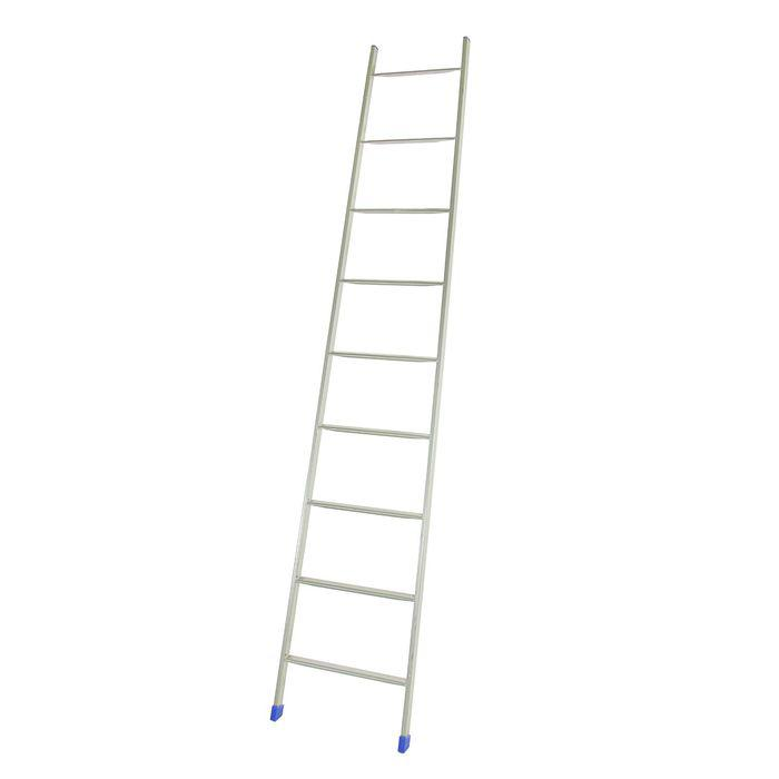 Лестница приставная Nika Л9, 9 ступеней, 2.2 м
