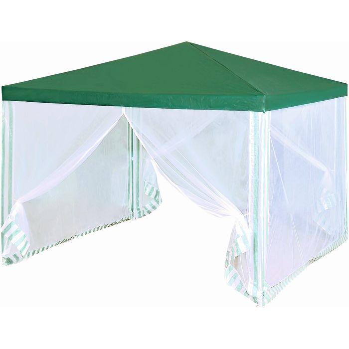 Тент-шатер садовый из полиэтилена №28