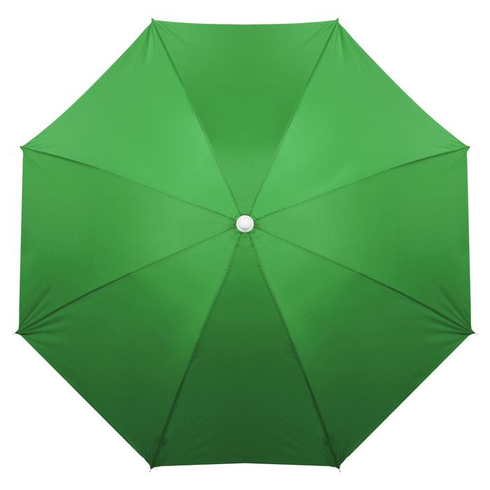 """Зонт пляжный """"Классика"""", d=210 cм, h=200 см, МИКС"""
