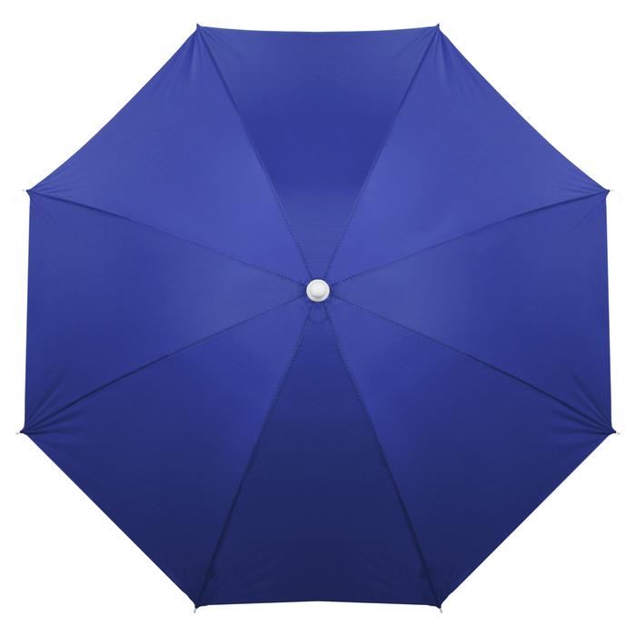 """Зонт пляжный """"Классика"""" с механизмом наклона, d=210 cм"""