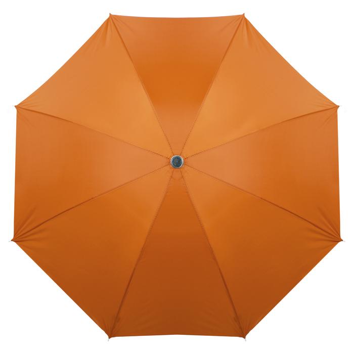"""Зонт пляжный """"Классика"""", d=260 cм, h=240 см, МИКС"""