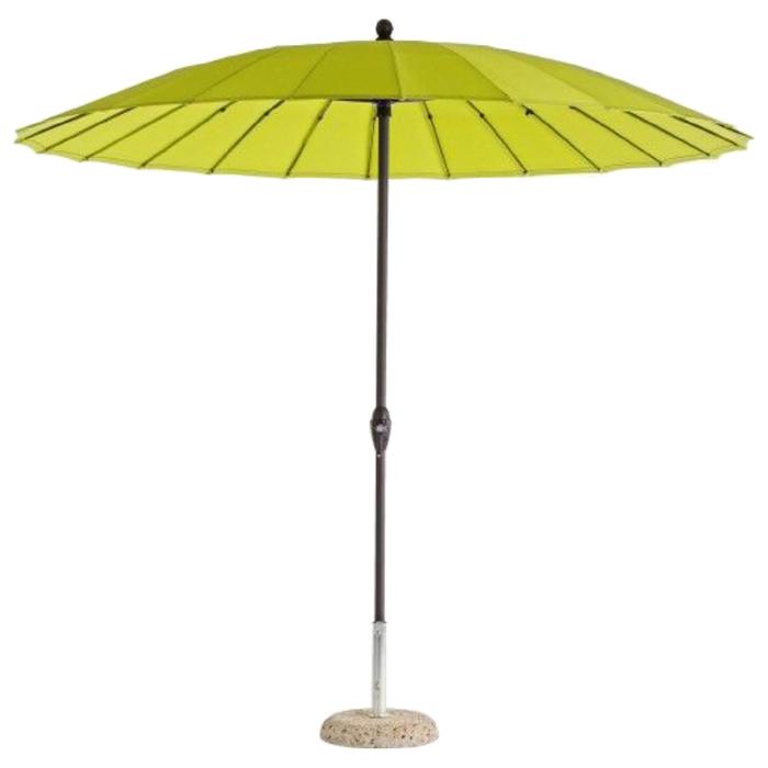 """Пляжный зонт  """"ФЛОРЕНЦИЯ"""", цвет зеленый 0795323"""