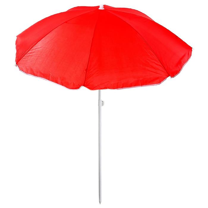 """Зонт пляжный """"Классика"""" с механизмом наклона, d=150 cм"""
