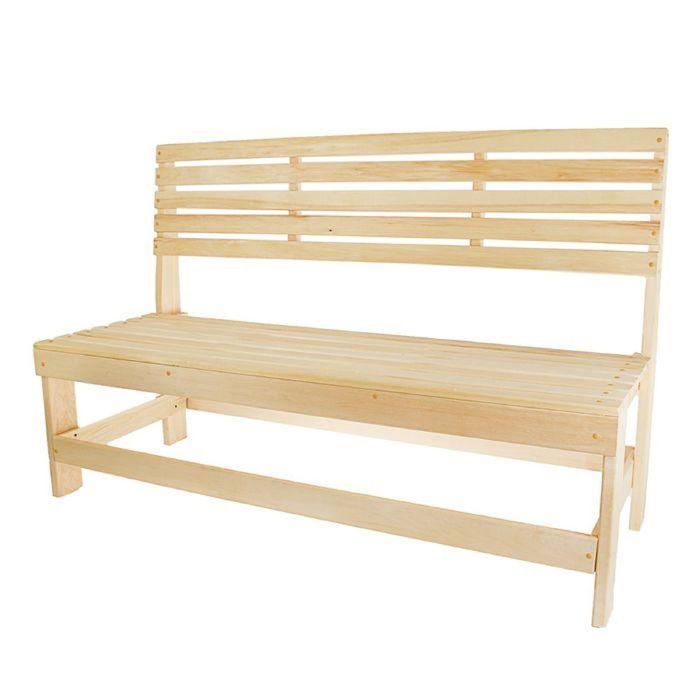 """Скамейка, наличник 160×50×90см """"Добропаровъ"""""""