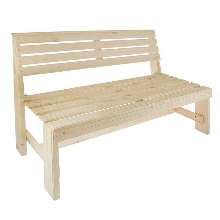 """Скамейка к набору """"Дачный"""" 120 см"""