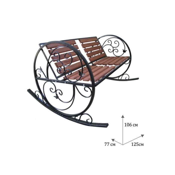 Кресло-качалка с деревом 881-40R