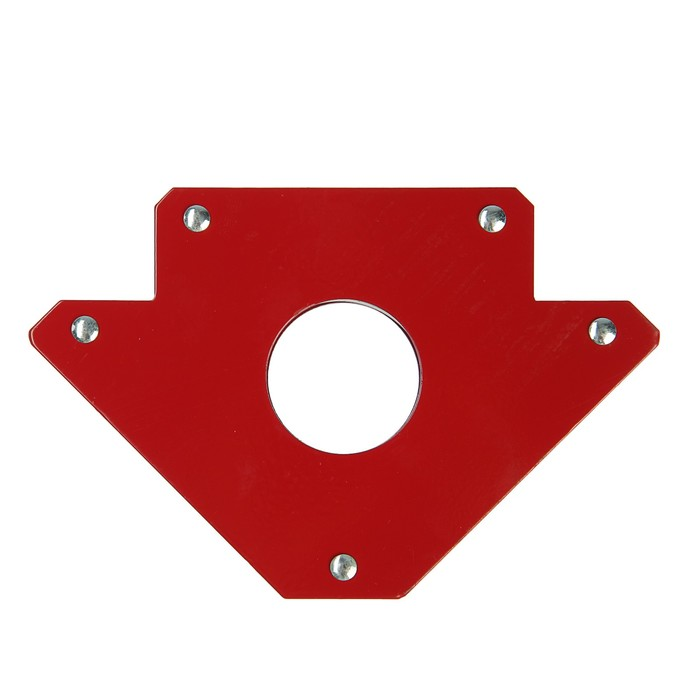 """Уголок магнитный для сварки Bohrer 71340575, M5 (5""""), 45°/90°/135°, до 34 кг"""