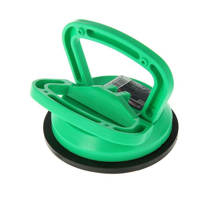 """Стеклодомкрат одинарный TUNDRA basic, пластиковый, 5"""" (125 мм), до 25 кг"""
