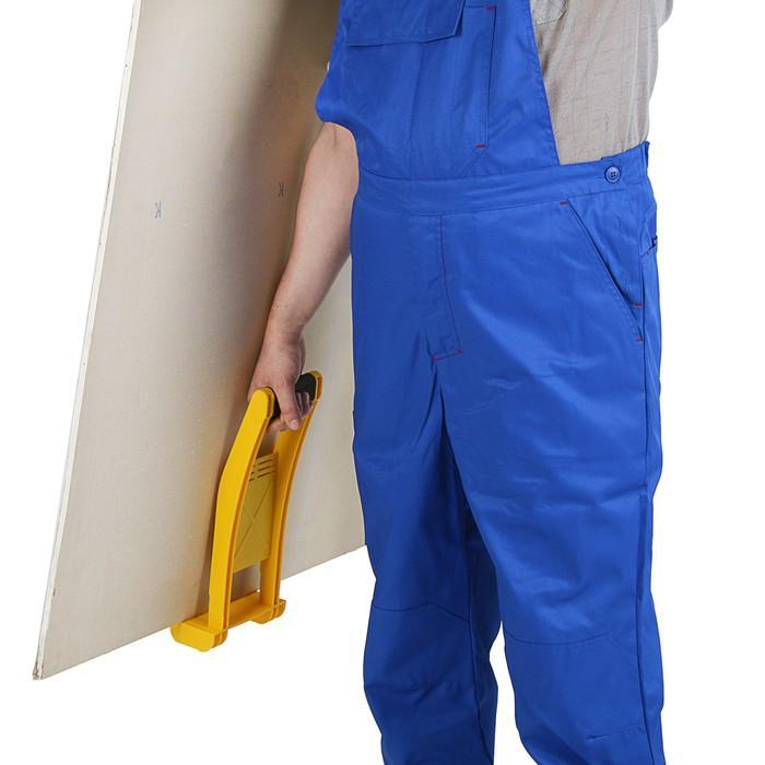 Приспособление Hobbi 46-4-005 для переноски гипсокартонных плит, оргалита, фанеры, стекла