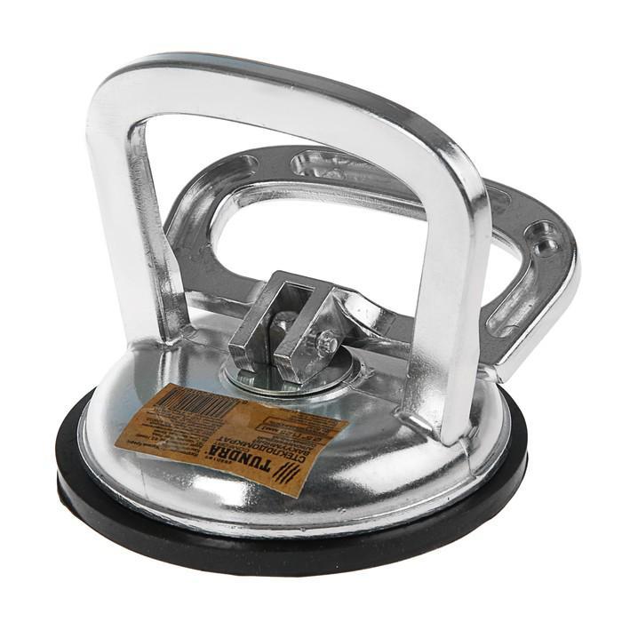 """Стеклодомкрат одинарный TUNDRA comfort, алюминиевый, 5"""" (125 мм), до 30 кг"""