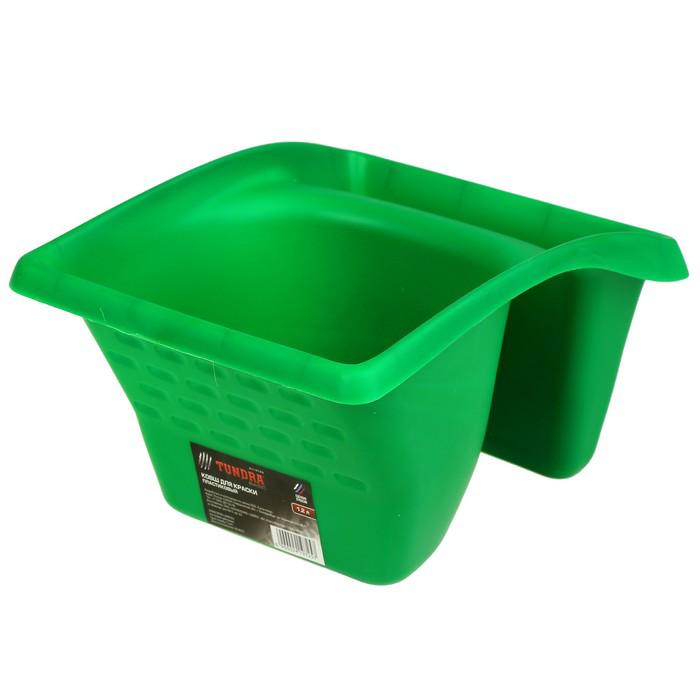 Ковш для краски TUNDRA basic, 1.2 л, пластик