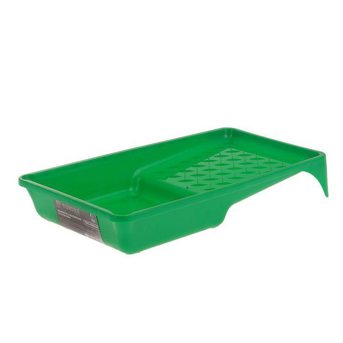 Ванночка малярная TUNDRA basic, 150х290 мм, пластик