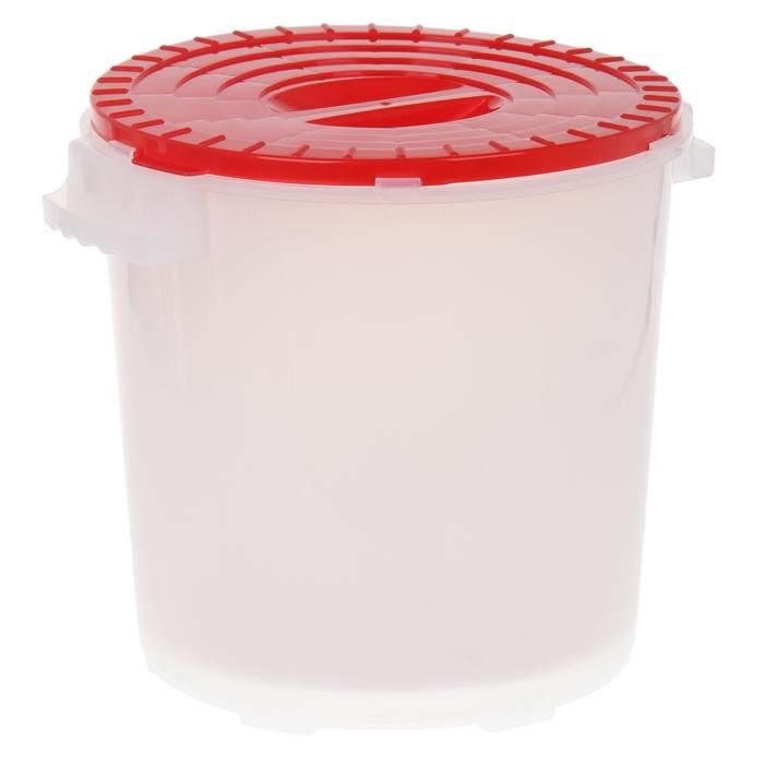 Бак пищевой «Для солений», 13 л, с гнётом