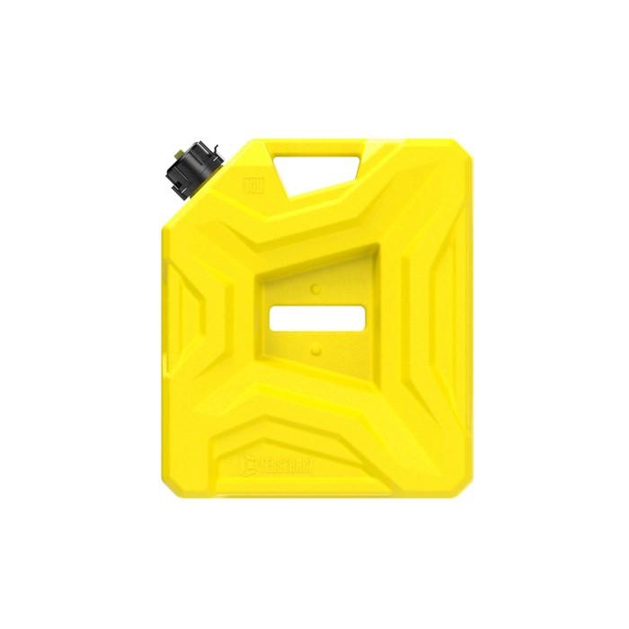 Канистра GKA, 10 литров, TESSERACT, цвет желтый