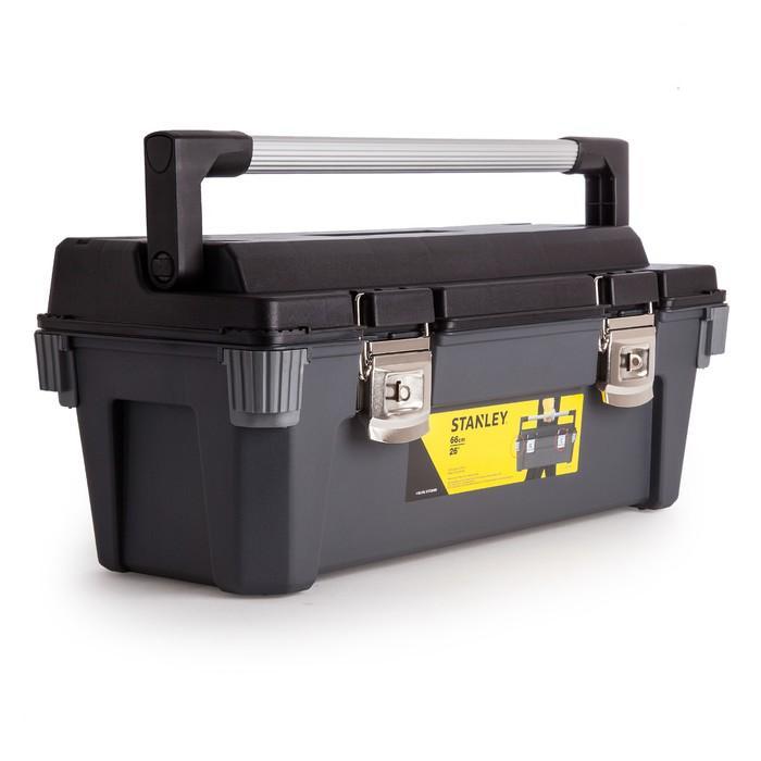 """Ящик для инструментов Stanley 1-92-258, 26"""", пластик"""