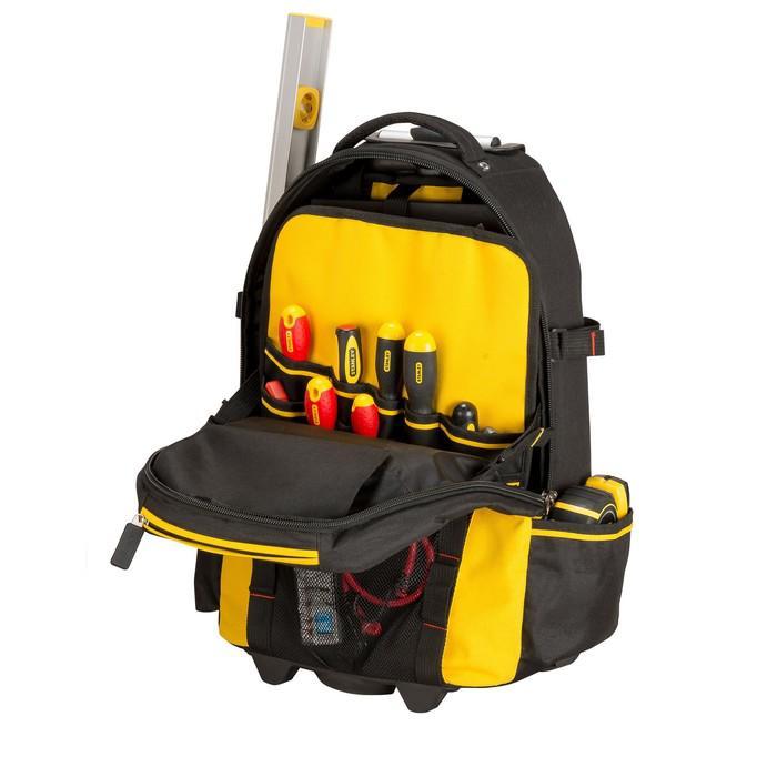 Рюкзак для инструмента Stanley 1-79-215, с колесами, нейлоновый