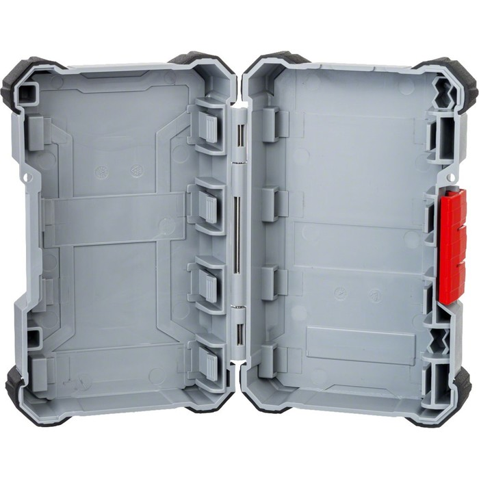 Кейс Bosch Impact Control, 155х100х55 мм, для хранения оснастки, пластиковый, размер L