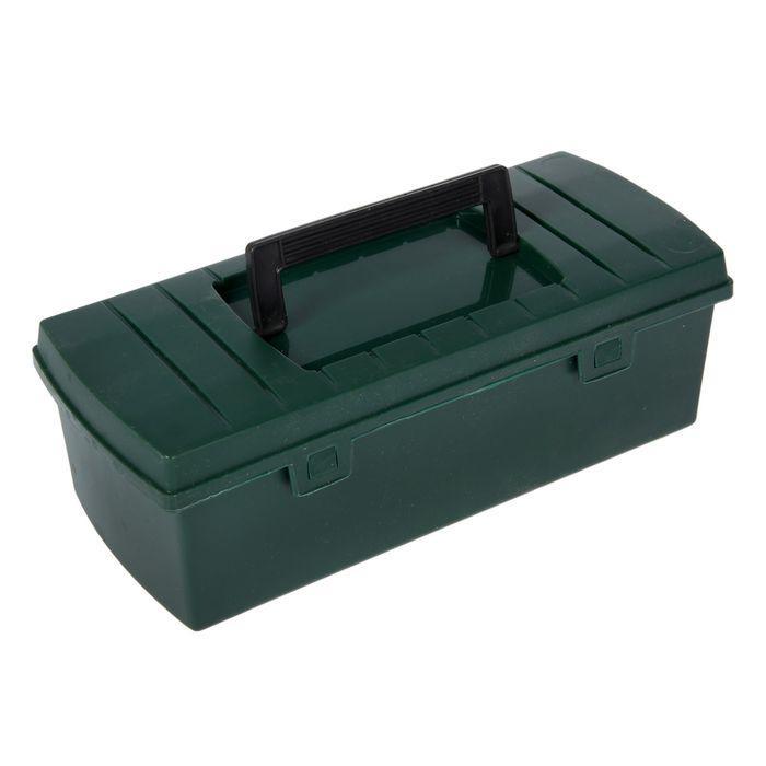 Ящик для инструмента TUNDRA basic, 30х13х10 см, пластиковый
