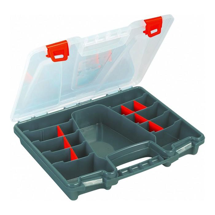 Органайзер STELS, 370 × 280 × 60 мм, пластик