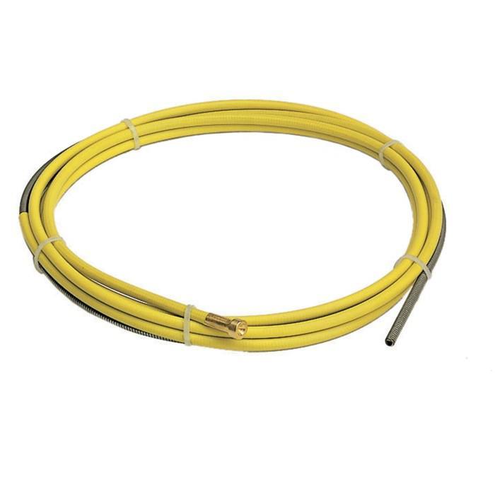 Канал подающий Optima XL124.0041, желтый, 3 м, d=1.2-1.6 мм
