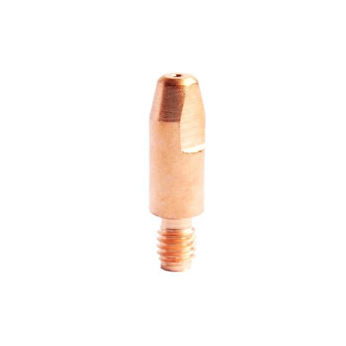 Токопроводящий наконечник Optima XL140.0242, E-Cu, М6, 28 мм, d=1 мм