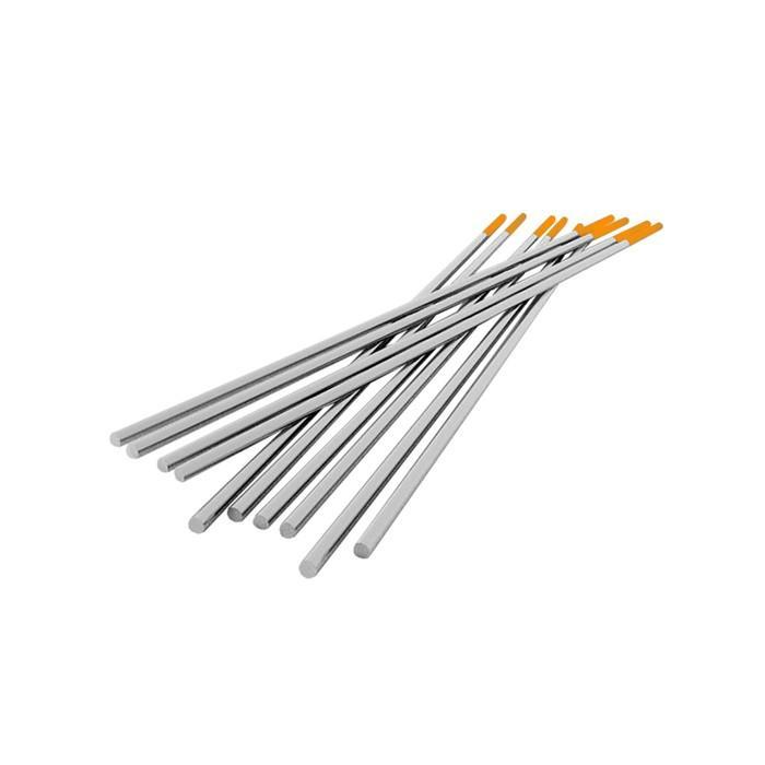 Электрод вольфрамовый ELKRAFT WL-15 (90293), d=1.6 мм, 175 мм, оксид лантана 1.5%