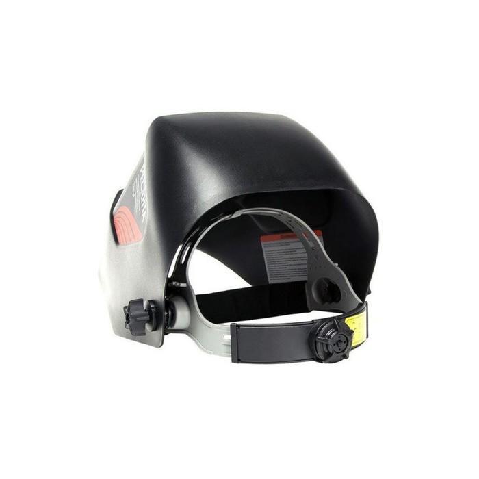 "Сварочная маска ""Ресанта"" МС-6, хамелеон, 11 Din, экран 90х35 мм, автоматический светофильтр   42378"