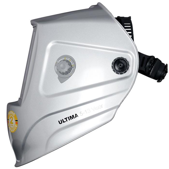 Маска сварщика FUBAG ULTIMA 5-13 Visor, хамелеон, 5-13 Din, экран 100х67мм, 16 Din от УФ/ИК   393252