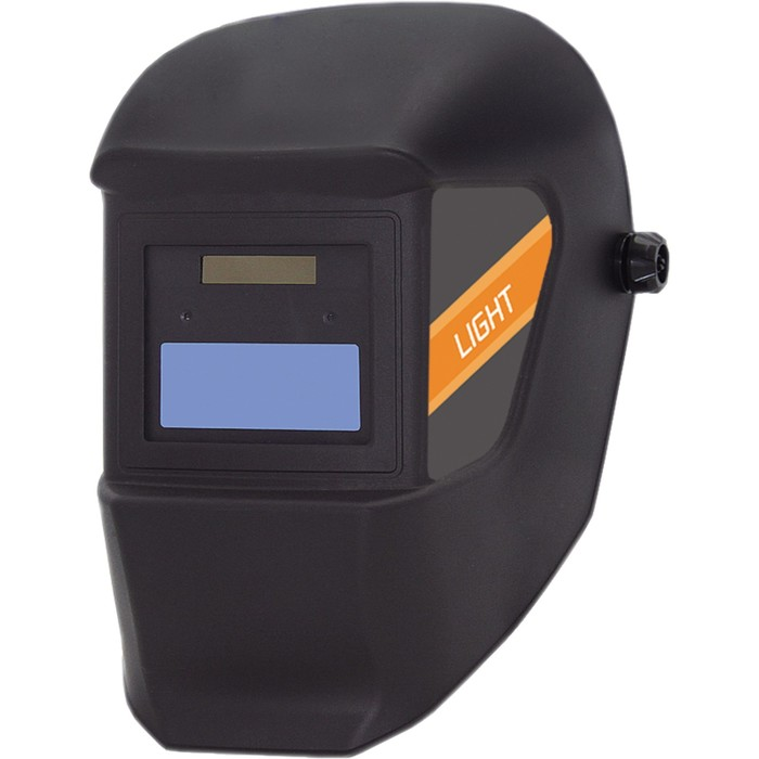 Маска сварщика OPTIMA LIGHT, хамелеон, автоматический светофильтр, DIN 11, 90х35 мм