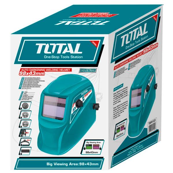 Сварочная маска Total TSP9103