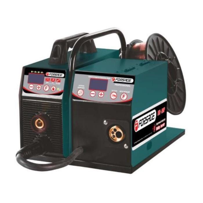 Инвертор сварочный Forsage F-ПСИ-200P, ММА, MIG/MAG, TIG, 10-200А, 1.6-5 мм, 220 В
