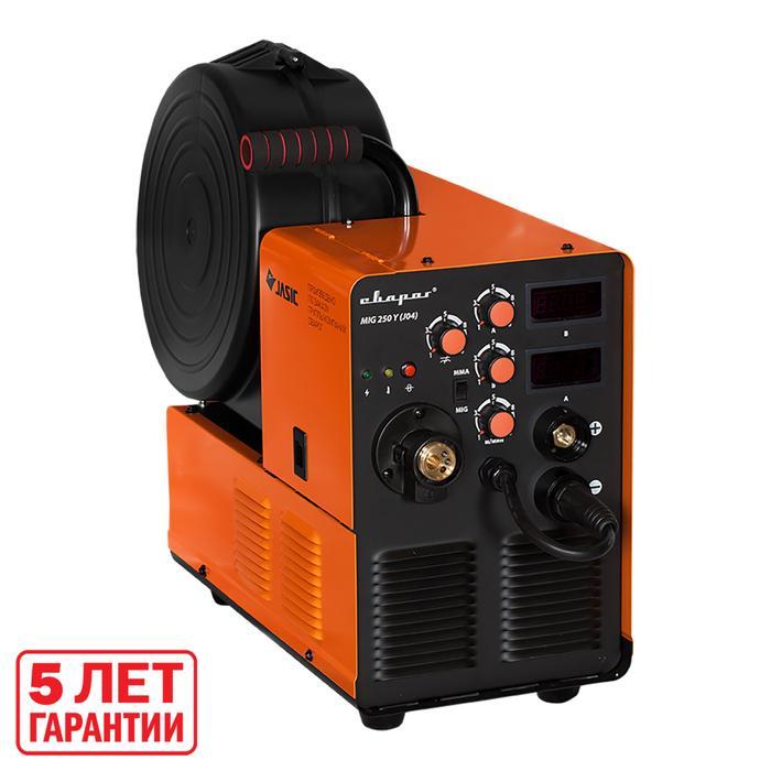 """Инвертор сварочный """"СВАРОГ"""" MIG 250 YJ04-M, 12 кВт, 250А, 380В"""